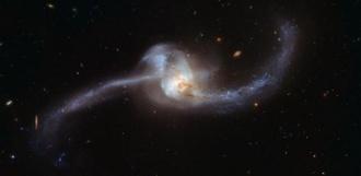 Учёные назвали дату столкновения Млечного Пути и Андромеды
