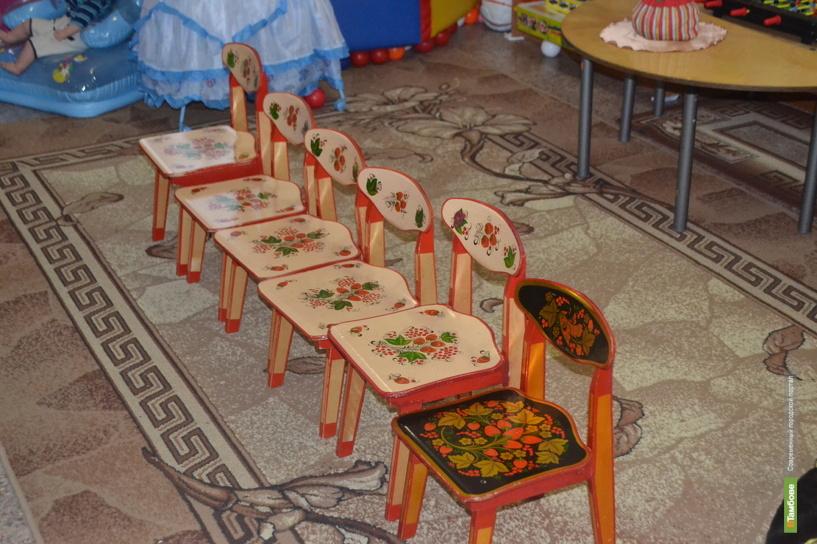 В 2013 году в систему дошкольного образования в Тамбове ввели более 3,5 тысячи мест