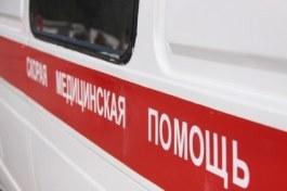 """На Тамбовщине """"скорая помощь"""" не поделила перекресток с Ладой Калиной"""