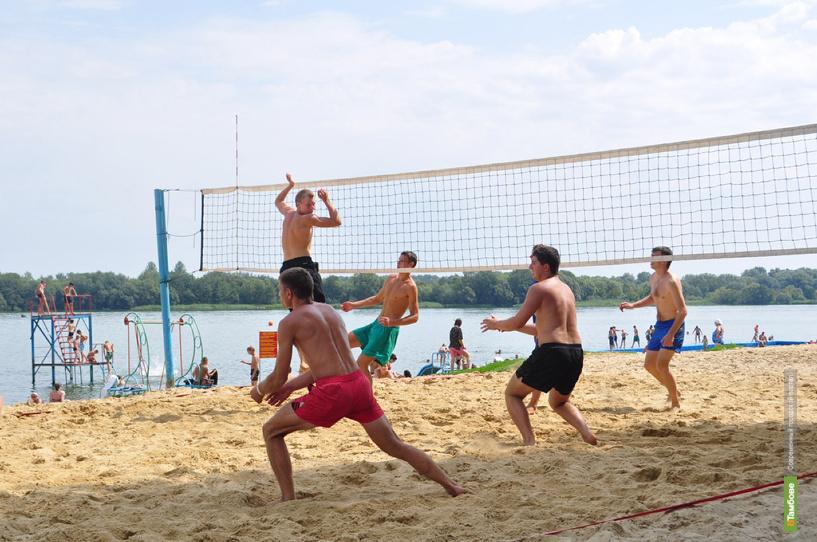 Тамбовские волейболисты разыграют 30 тысяч рублей
