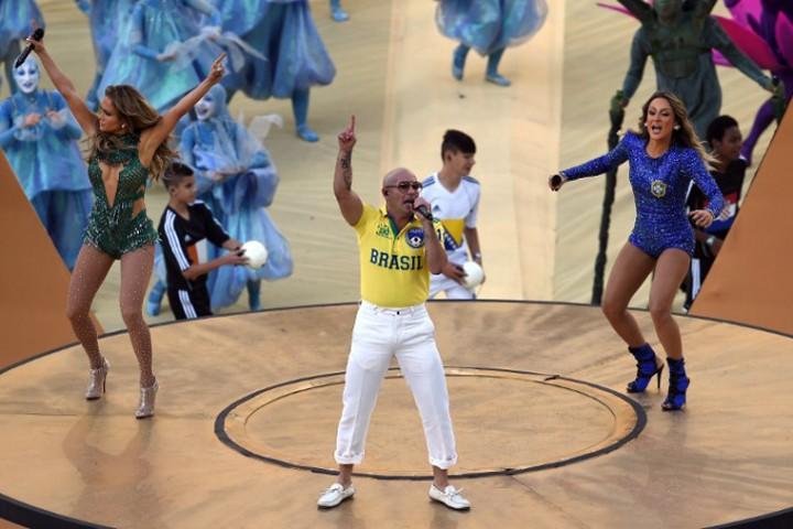 Бразилия доверила церемонию открытия ЧМ Дженнифер Лопес и выиграла стартовый матч турнира