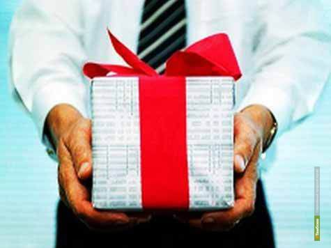 Тамбовские чиновники будут выкупать дорогие подарки