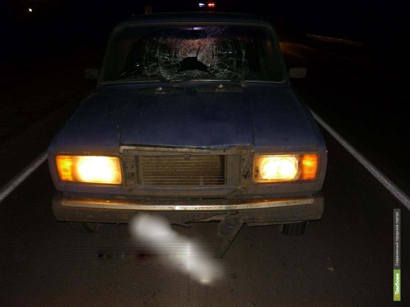 На Тамбовщине машина сбила двух школьниц на пешеходном переходе
