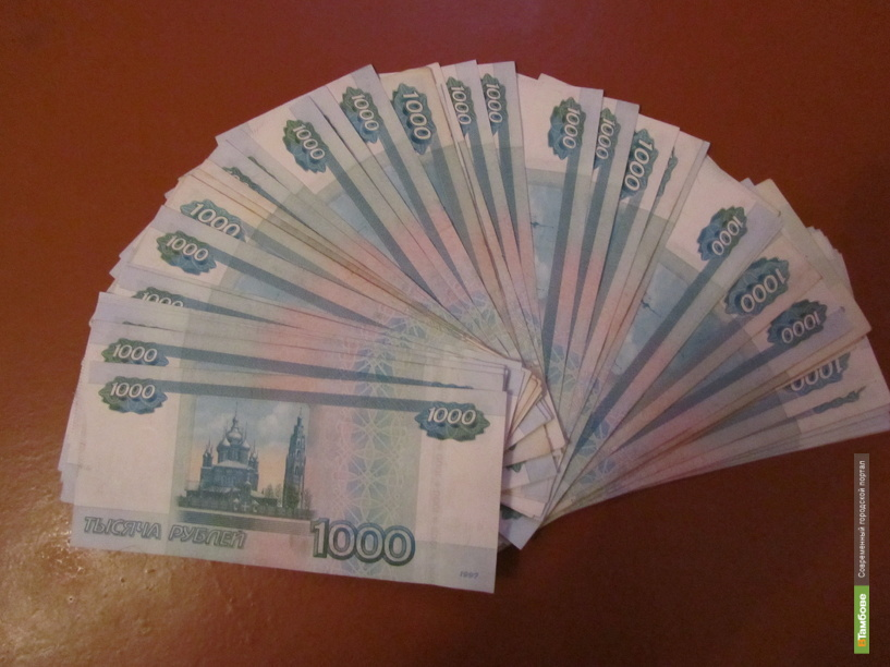 Житель Моршанска ограбил пенсионеров около продуктового магазина