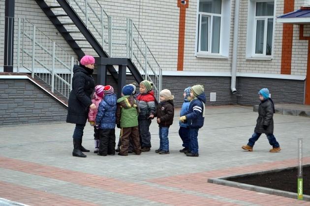 В Рассказовском районе готовятся к открытию два детских сада