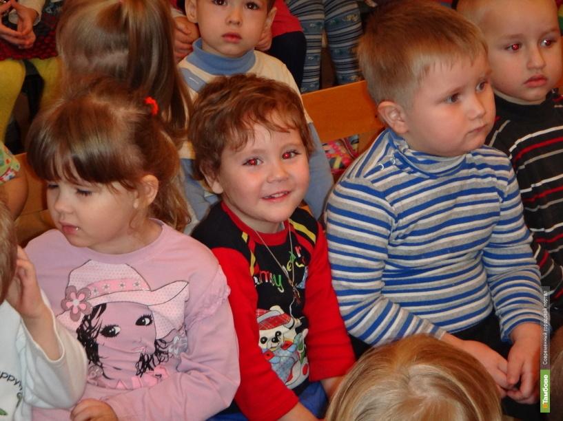 Все маленькие тамбовчане получили место в детском саду