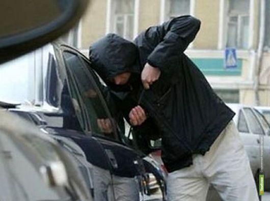 Тамбовские полицейские поймали трёх автоугонщиков