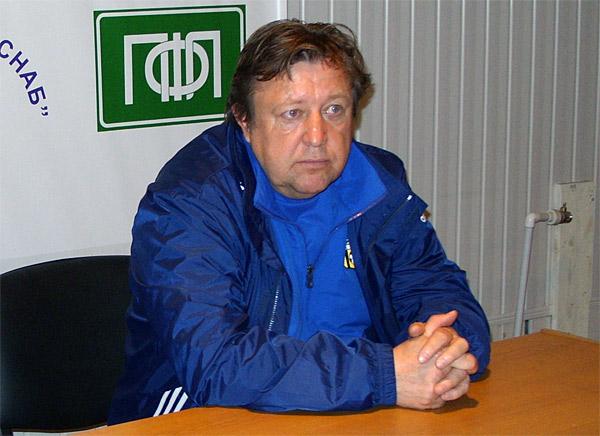 Бывший тренер тамбовского футбольного клуба получит премию Всеволода Боброва