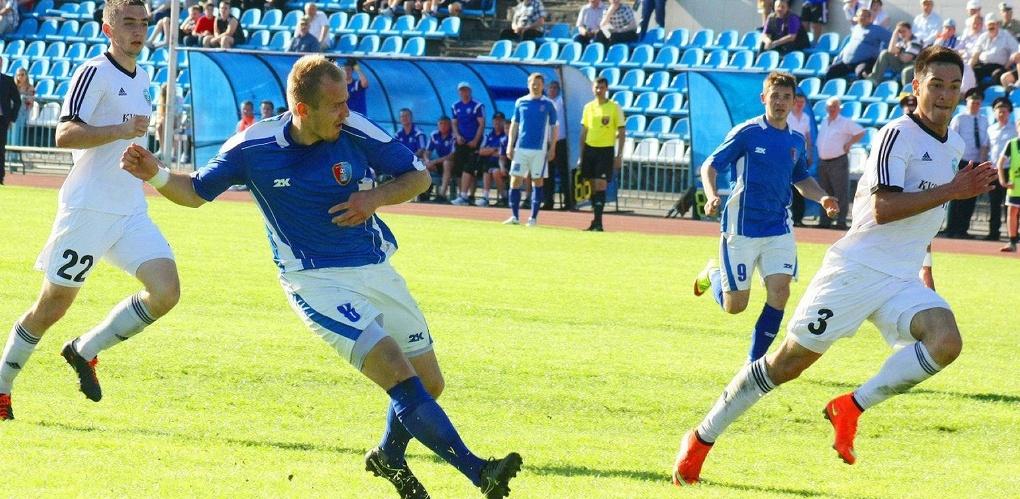 Нападающий ФК «Тамбов» перешёл в зарубежный клуб