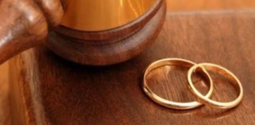 В Тамбовской области каждый второй брак заканчивается разводом