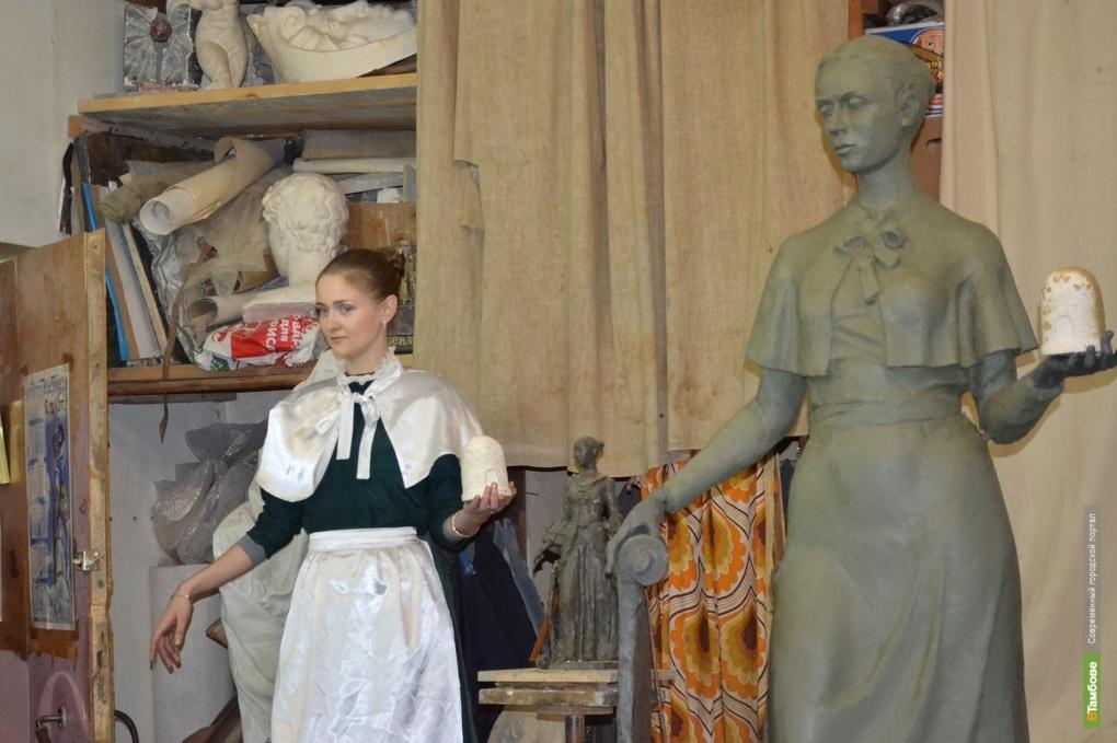 Через месяц тамбовчане увидят Благородную девицу