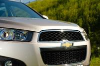 Chevrolet Captiva: рестайлинг и дизель