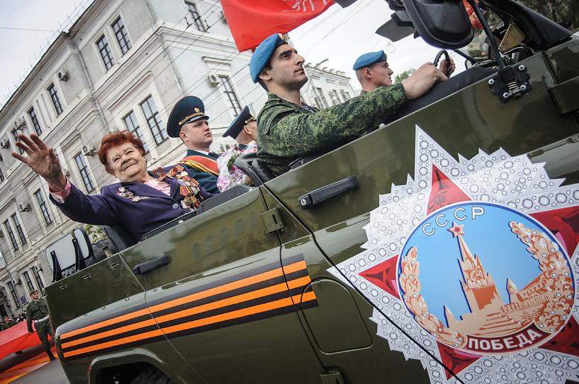 В честь 70-летия Победы на Тамбовщине пустят специальный агитпоезд