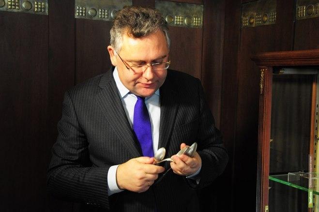 Сергей Чеботарев получил благодарность министра