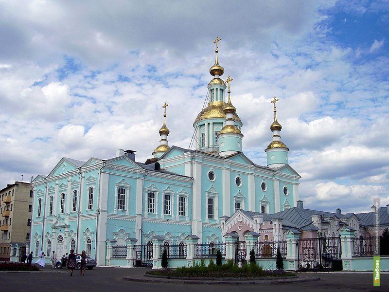 В Тамбов прибудут мощи Андрея Первозванного