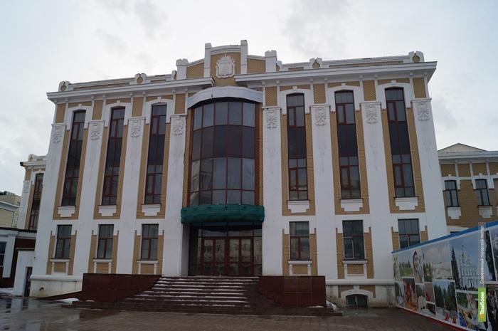 На строительство здания облдумы нужны ещё 146 миллионов рублей