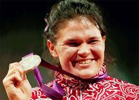 Российскую спортсменку лишат медали, завоеванной на Играх в Лондоне