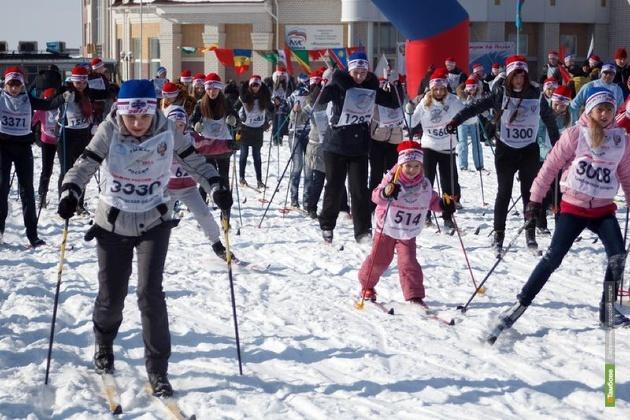 На «Лыжне России» выберут название для нового стадиона
