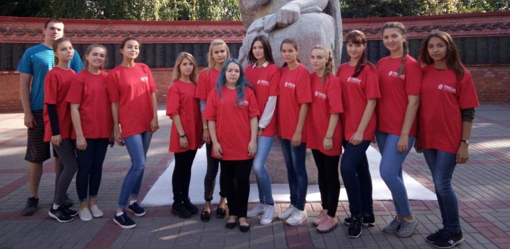 Волонтерский отряд Тамбовского филиала РАНХиГС присоединился к акции «Память Победы»