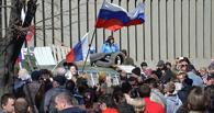 Статус бунтующих украинских городов может определиться 25 мая