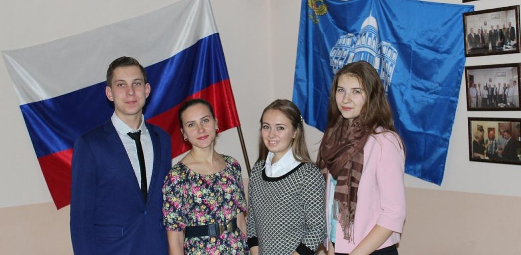 Делегация Тамбовского филиала РАНХиГС приняла участие в V Международной Модели ООН