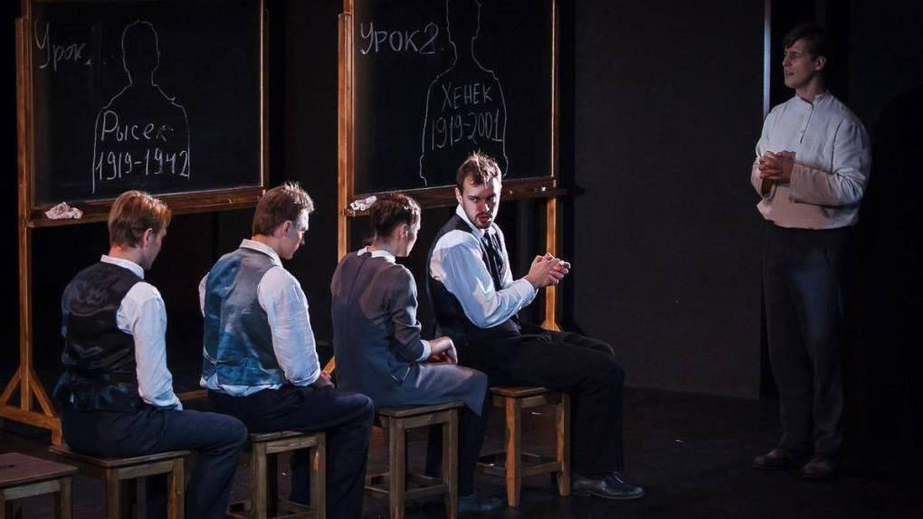 На сцене ТМТ сыграют актёры московского театра имени Евгения Вахтангова