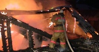 В Мордовском районе ликвидирован пожар