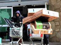 Полиция Аргентины задержала более 500 погромщиков магазинов