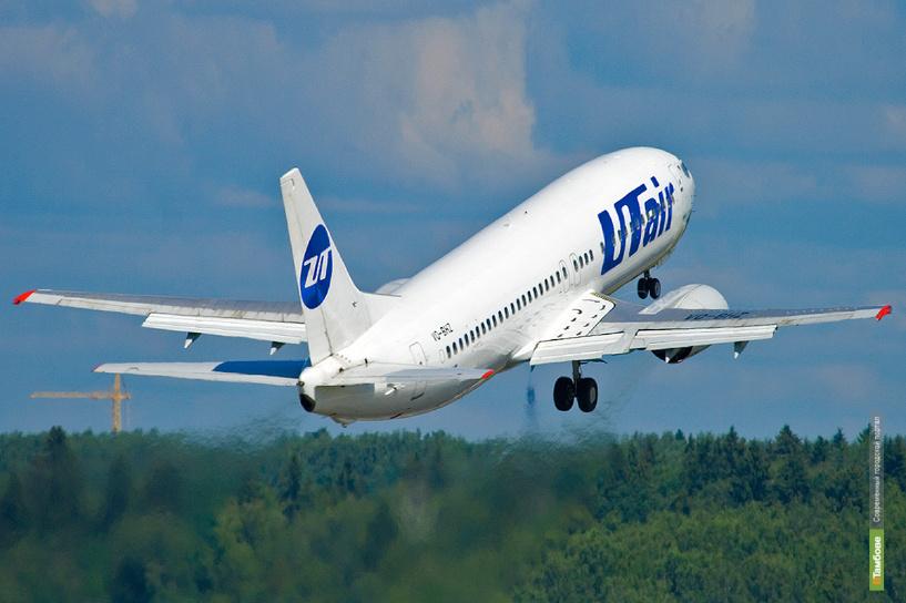 Тамбовчане стали чаще летать на самолетах