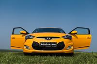 Тест Hyundai Veloster: Cимметрия Riot