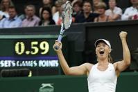 После турнира Мария Шарапова стала третьей ракеткой мира