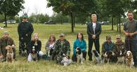 В Тамбове пройдёт выставка охотничьих собак