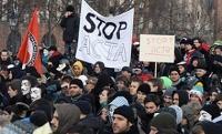 В Германии прошли протесты против ограничений в интернете