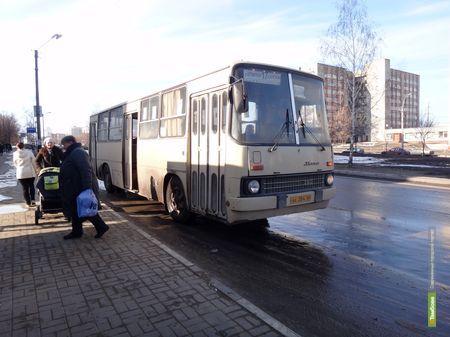 За неделю водители тамбовских автобусов 470 раз нарушили ПДД
