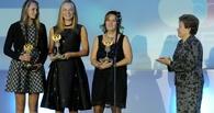 Олеся Первушина удостоилась теннисной премии «Русский кубок»