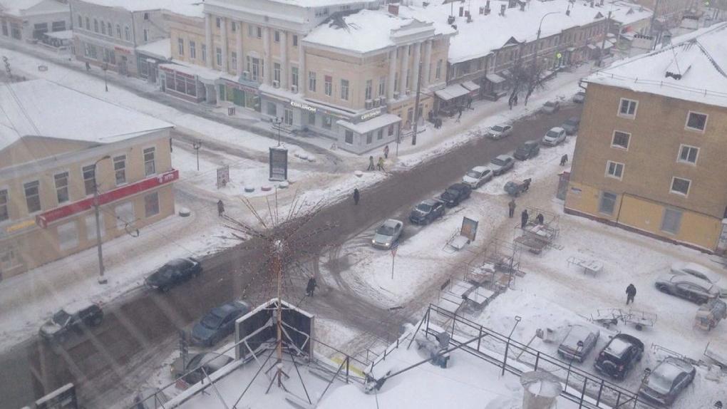 Аварий нет, значит, и переход пока не нужен. Всё, что известно о пешеходном переходе на улице Носовской