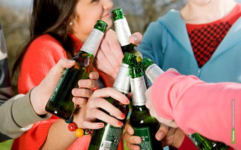 ВТамбове подросткам продали алкоголь в летнем кафе