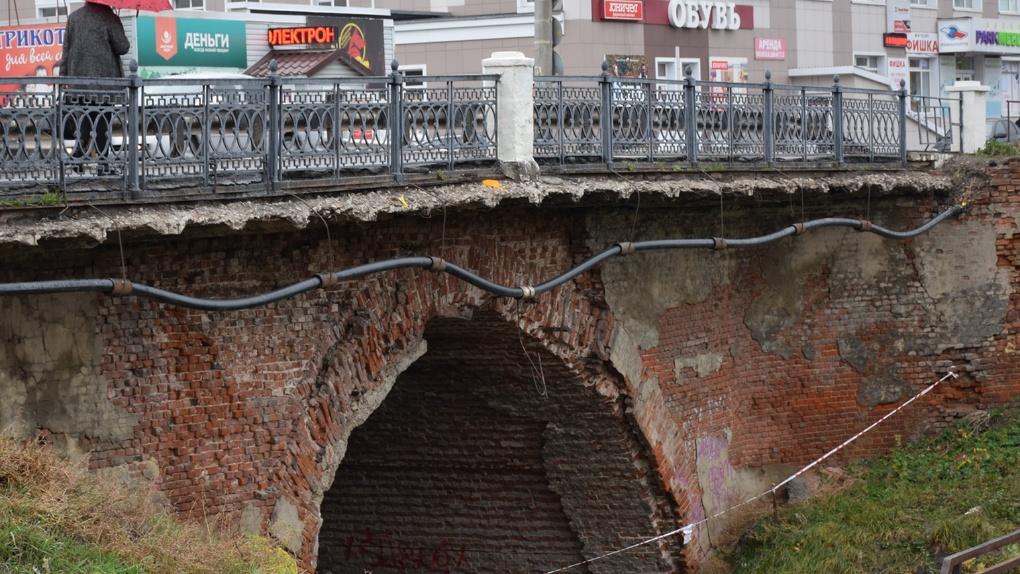 Мост на Базарной начнут ремонтировать в середине апреля