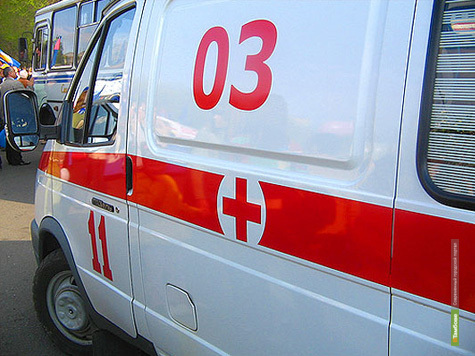 В ДТП на выезде из Тамбова 1 человек погиб и 4 пострадали
