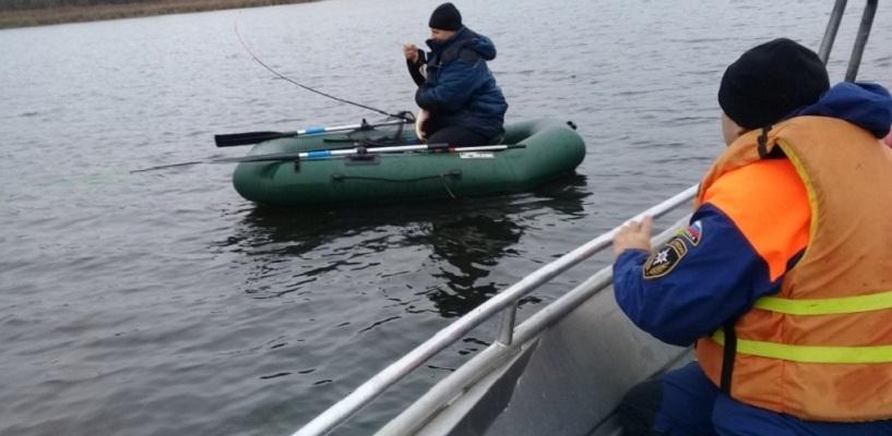 Инспекторы ГИМС патрулируют водные объекты региона