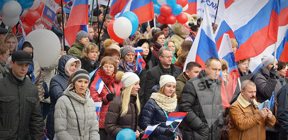 Почти половина Россиян относятся к Дню народного единства как к обычному выходному
