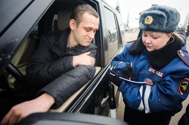За порядком на Первомай следит более тысячи полицейских