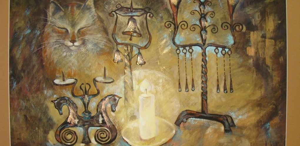 В Тамбове организуют выставку живописи и графики двух художниц