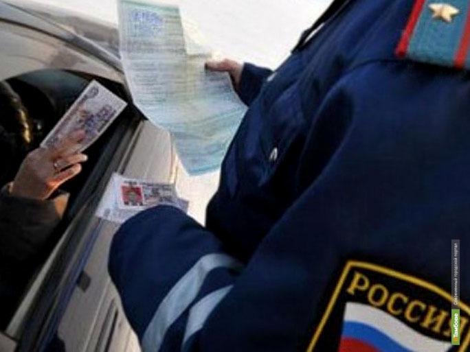 На Тамбовщине полицейского поймали на взятке