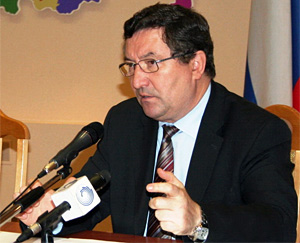 Олег Бетин расскажет испанцам об экономике Тамбовщины
