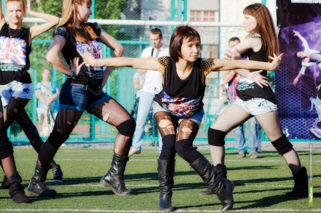 «Танцуй, Тамбов!» откроет грандиозный флеш-моб