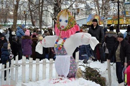 Дед Мороз и Государыня Масленица подпишут сказочное соглашение