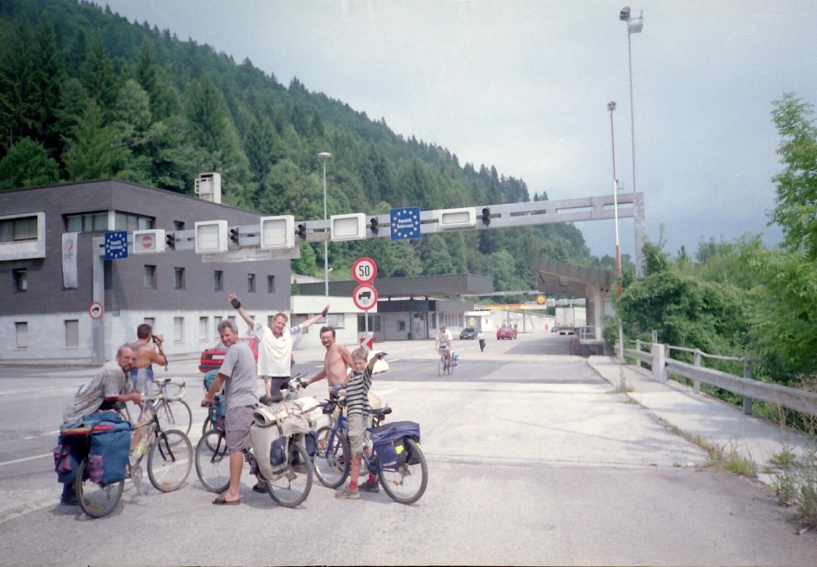 Галопом по Европе: незабываемое путешествие на велосипедах