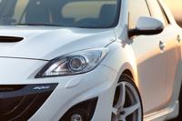 Mazda 3 MPS: пока еще fast, но уже не furious
