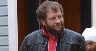 Освободившись из колонии, Александр Емельяненко приехал в Тамбов